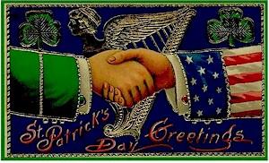 Old Irish Greetings