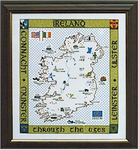 Old Irish Maps