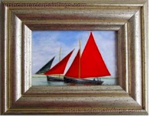Original Miniatures by Pervaneh Matthews
