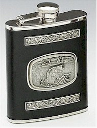 Pewter Flasks