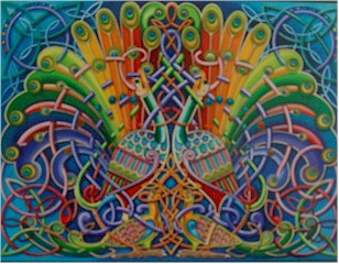 Rachel Arbuckle - Celtic Art