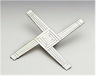 Crosses - Mullingar Pewter