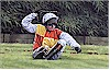 Humorous Horse Racing Pic