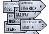 Irish Road Signs & Plates