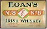 Vintage Metal Nostalgic Signs